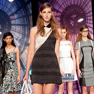 2014 Spring New York Fashion Week Runway Charlotte Ronson