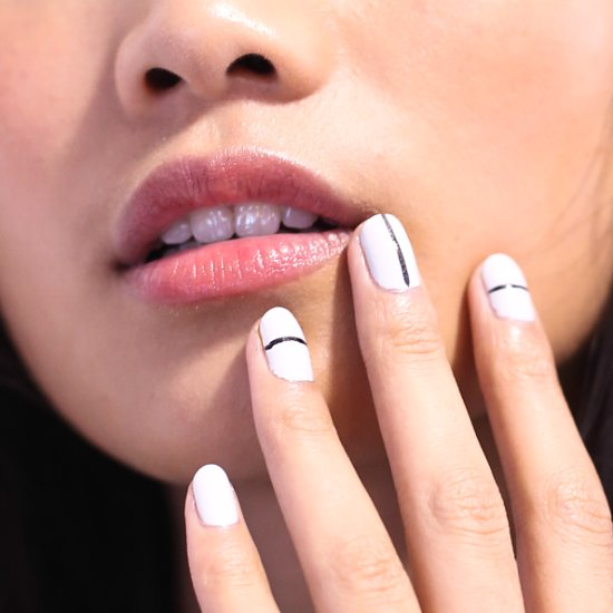 Nail Art at Tibi 2014 Spring New York Fashion Week