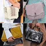 2014 Spring New York Fashion Week Runway Bags