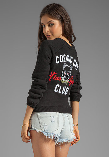 Junk Food Cosmic Bomber Jacket