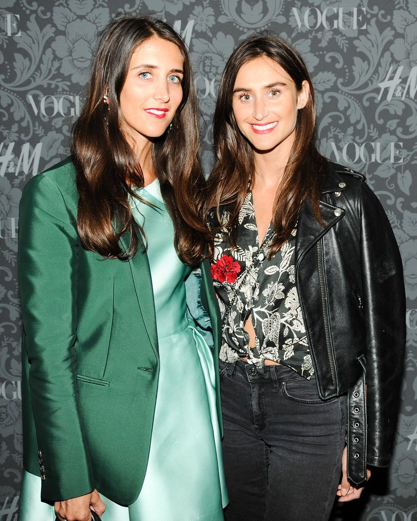 Jodie Snyder and Danielle Snyder joined Vogue and H&M at a Fashion Week bash.