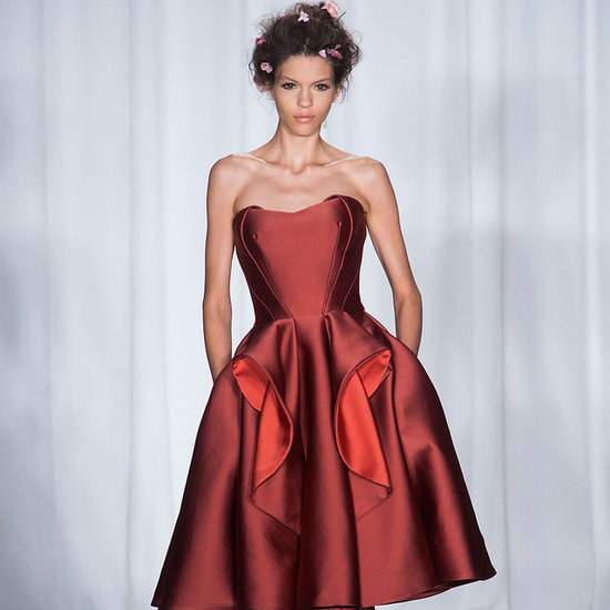 2014 Spring New York Fashion Week Zac Posen
