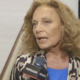 Diane von Furstenberg at New York Fashion Week Spring 2014