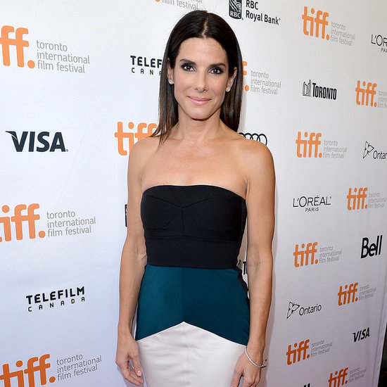 Sandra Bullock at the Gravity Premiere at TIFF