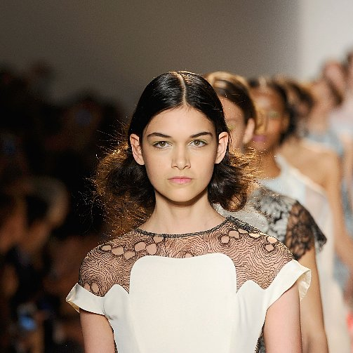 Lela Rose Masters Whimsical Beauty For Spring