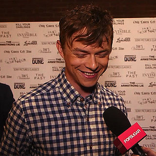 Dane DeHaan Interview From TIFF 2013
