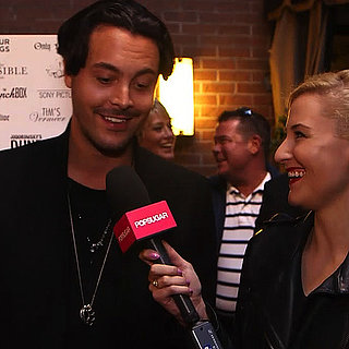 Jack Huston Interview on Boardwalk Empire (Video)