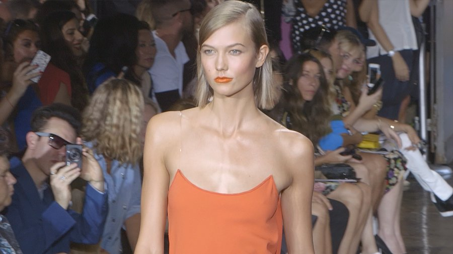 Karlie Kloss's Craziest Fashion Week Moment Ever (You Won't Believe This!)