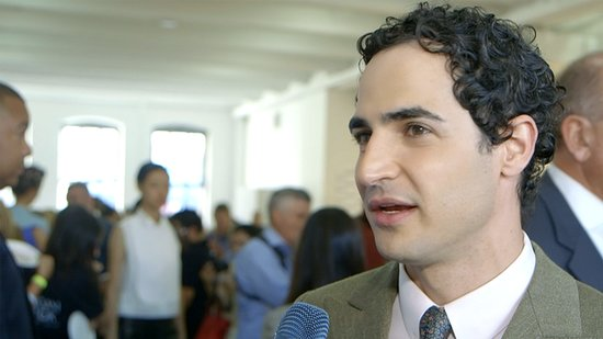 You'll Never Guess Which Supermodel Called Zac Posen Before His Show!