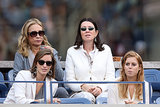 Princess Beatrice attended the US Open in NYC.