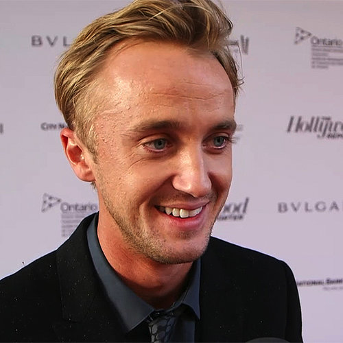 Tom Felton TIFF Interview | Video