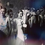 After the last look walked, Yigal Azrouël's models were all smiles. Source: Instagram user yigalazrouel
