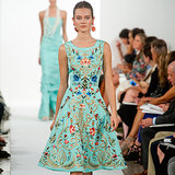 2014 Spring New York Fashion Week Runway Oscar de la Renta