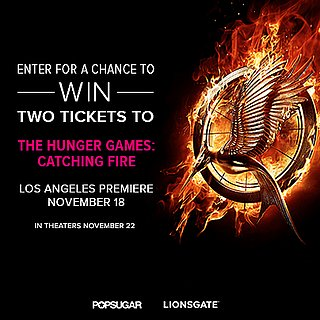 Win Catching Fire Premiere Tickets
