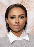 Kat Graham proves that straight hair looks sophisticated, no matter the length.