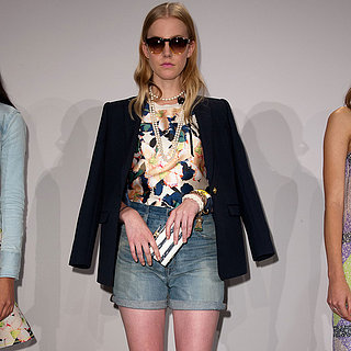J.Crew Spring 2014 Runway Show | NY Fashion Week