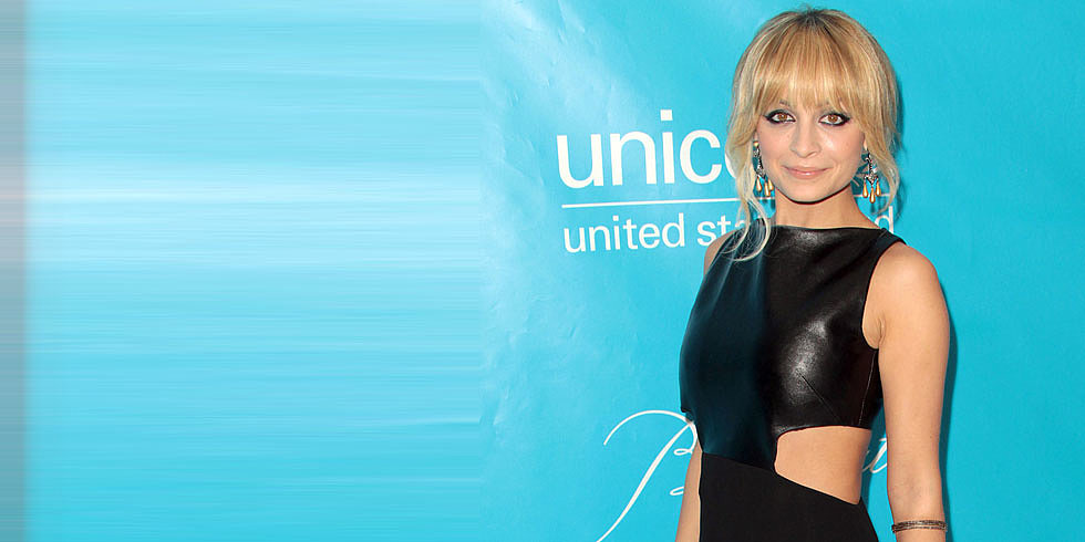 Nicole Richie's Love Affair With Leather: 26 Cool-Girl Styles