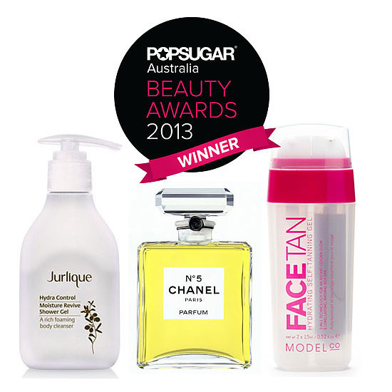POPSUGAR Australia Beauty Awards 2013: The Winning Body Products