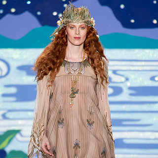 Anna Sui Spring 2014 Runway Show | NY Fashion Week