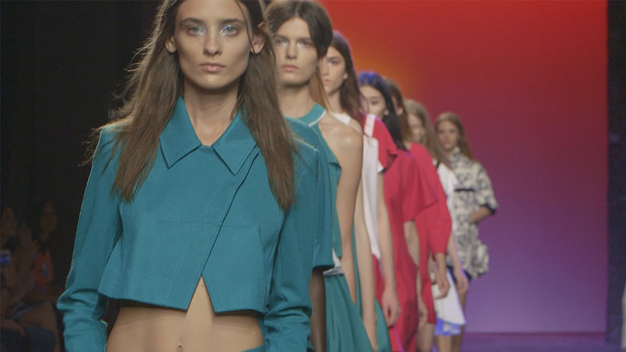 Watch: ICB by Prabal Gurung Spring 2014 Runway Show