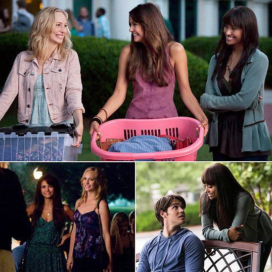 The Vampire Diaries Is Back Tonight — Get a Peek at Elena's College Days!