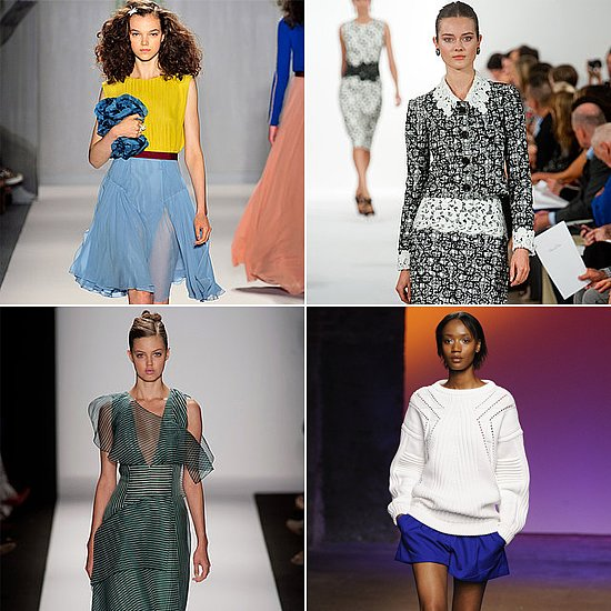 New York Fashion Week Spring 2014 Reviews