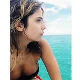 Ashley Benson snapped a bikini-clad selfie. Source: Instagram user itsashbenzo