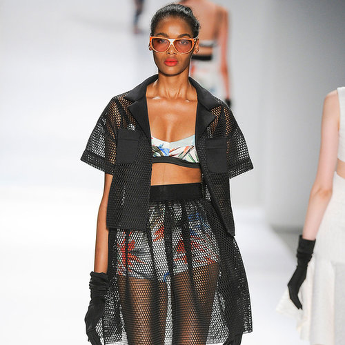 Milly Spring 2014 Runway Show | NY Fashion Week