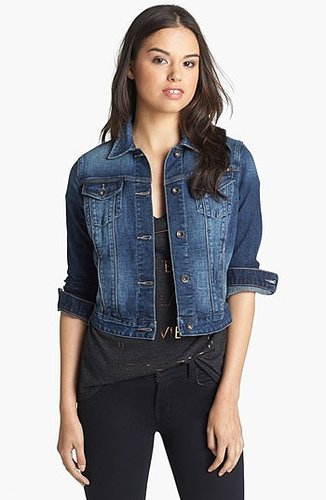 Lucky Brand 'Pixie' Denim Jacket