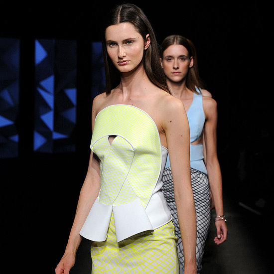 Dion Lee Debuts at New York Fashion Week