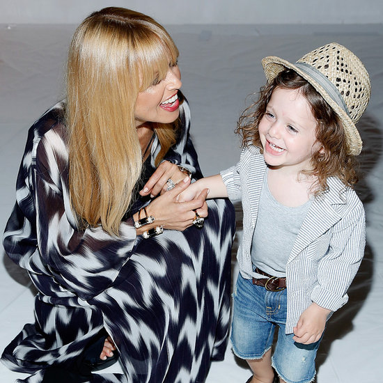 Rachel Zoe's Son, Skyler, May Be the Cutest Star of New York Fashion Week