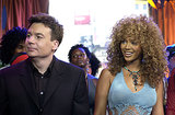 Beyoncé Knowles and Mike Myers teamed up at TRL in 2002 to promote Austin Powers in Goldmember.