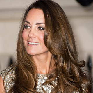 Kate Middleton Hair | Tusk Conservation Awards 2013