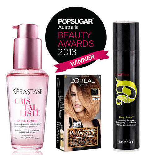 POPSUGAR Australia Beauty Awards: Winning Hair Products