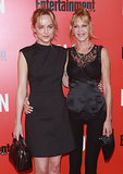 Melanie Griffith walked the carpet with her daughter, Dakota Johnson.