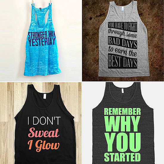 What's on Top Matters: 10 Motivational Tees and Tanks