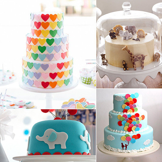 Cake Ideas For Toddler Girl Birthday : Unique Birthday Cakes For Baby and Toddler