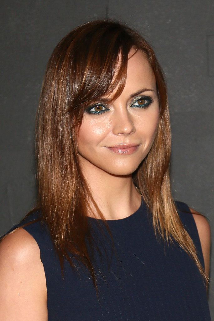 Christina Ricci at Marc Jacobs Spring 2014.