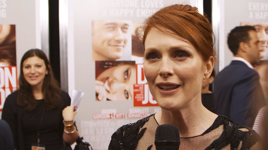 Julianne Moore on Joseph Gordon-Levitt: He Had a Vision and He Went For It