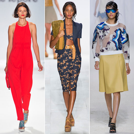 The Top 10 Spring Trends From New York Fashion Week