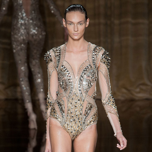 Julien Macdonald Spring 2014 | London Fashion Week