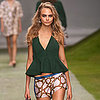 Unique Topshop Spring 2014 Runway Show | London Fashion Week