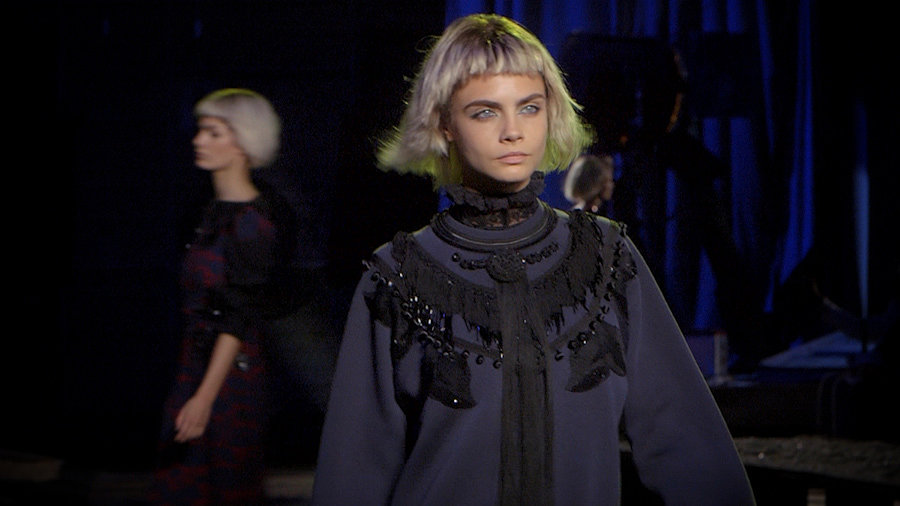 Short Models Rule the Runway at Marc Jacobs
