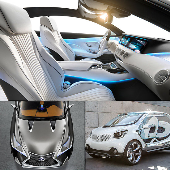 5 Concept Cars (and Their Gadgets) We Want to Drive Now