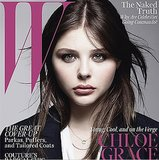 Chloë Moretz debuted her W cover, and we couldn't wait to get our hands on the issue! Source: Instagram user cmoretz