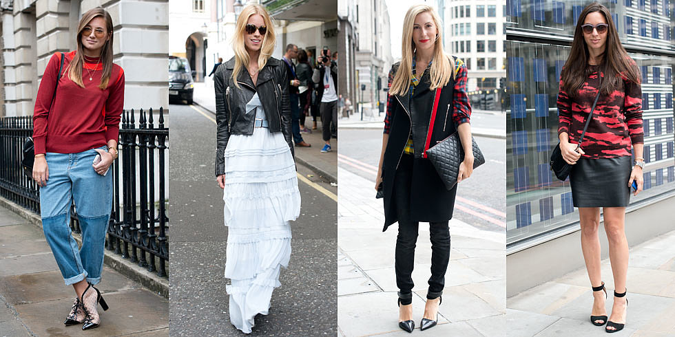 London Darling! See All the Snaps Straight From LFW