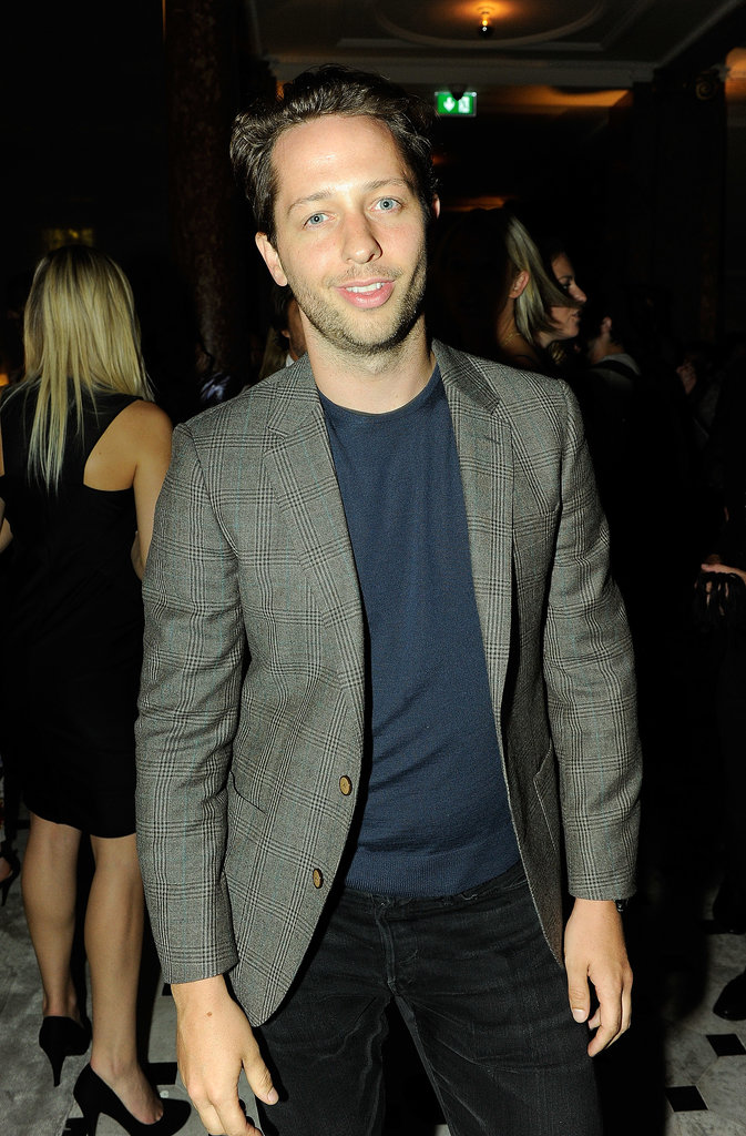 Derek Blasberg helped open London Fashion Week with The London Edition hotel.