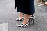 What's sexier or cooler than leopard-print pumps?