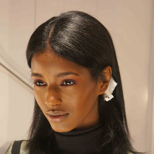 Beauty at Burberry Prorsum 2014 London Fashion Week