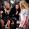 London Fashion Week Spring 2014 Celebrity Highlights | Video